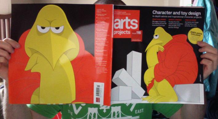 Computer Arts Character Design Pdf : Computer arts character design images